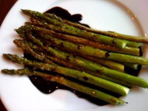 Balsamic Glaze Asparagus