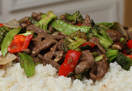 simple beef stir fry recipe