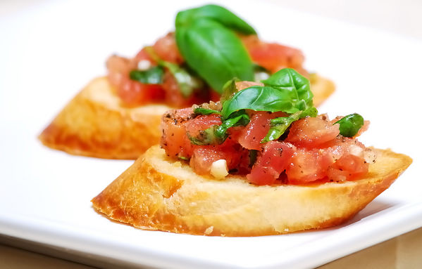 Bruschetta [brusˈketːa] is Your Best Friend!