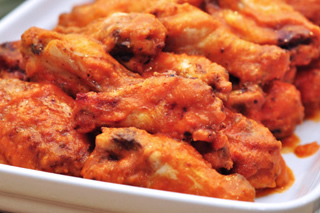 Basic Buffalo Wings Recipe — Dishmaps