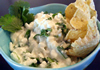 cilantro cottage cheese dip