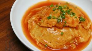 enchilada omelette