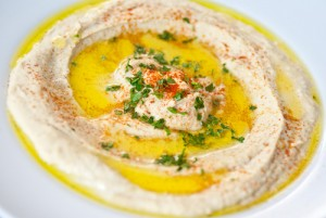 home-made hummus recipe