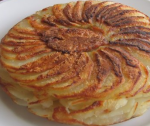 potatoes pommes recipe
