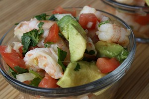shrimp ceviche