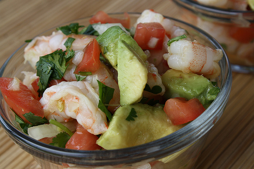 Shrimp ceviche simple recipes for Shrimp and fish ceviche