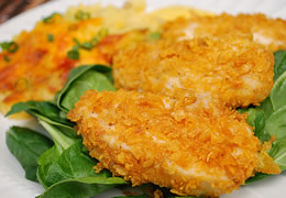 cornflake chicken