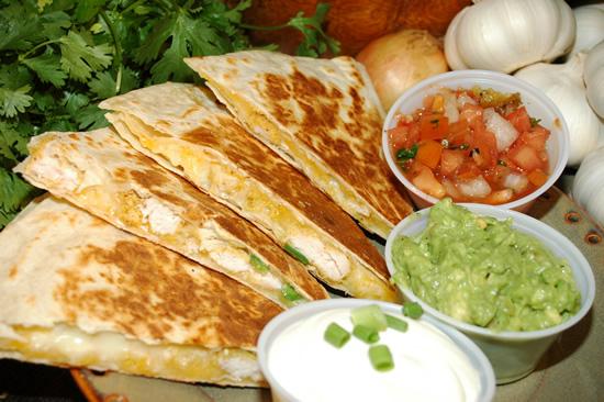 Mexican Quesadilla (