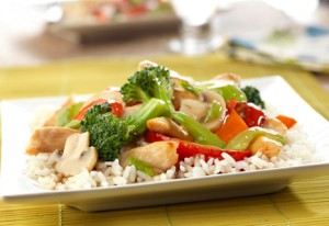 simple stir fry