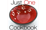 just one cookbook