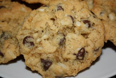 Chocolate Chip Cookies with Coconut | Simple Recipes