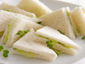 cucumber sandwich 