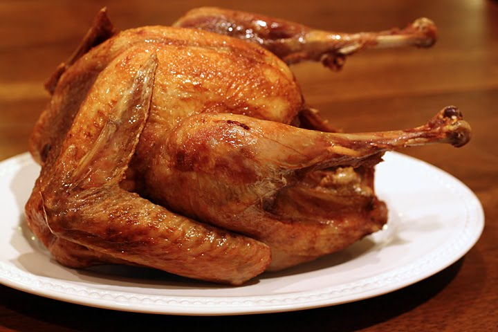 "fried turkey. don't worry, we have ""normal"" turkeys too….we ..."