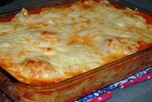 ravioli casserole