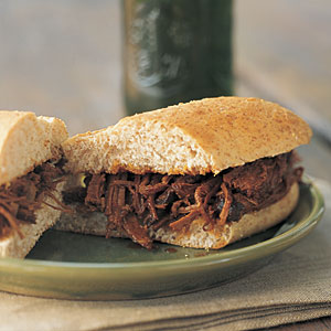 brisket sandwich