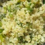 cilantro quinoa