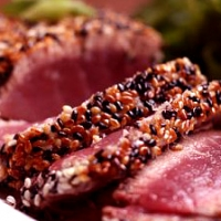 sesame tuna