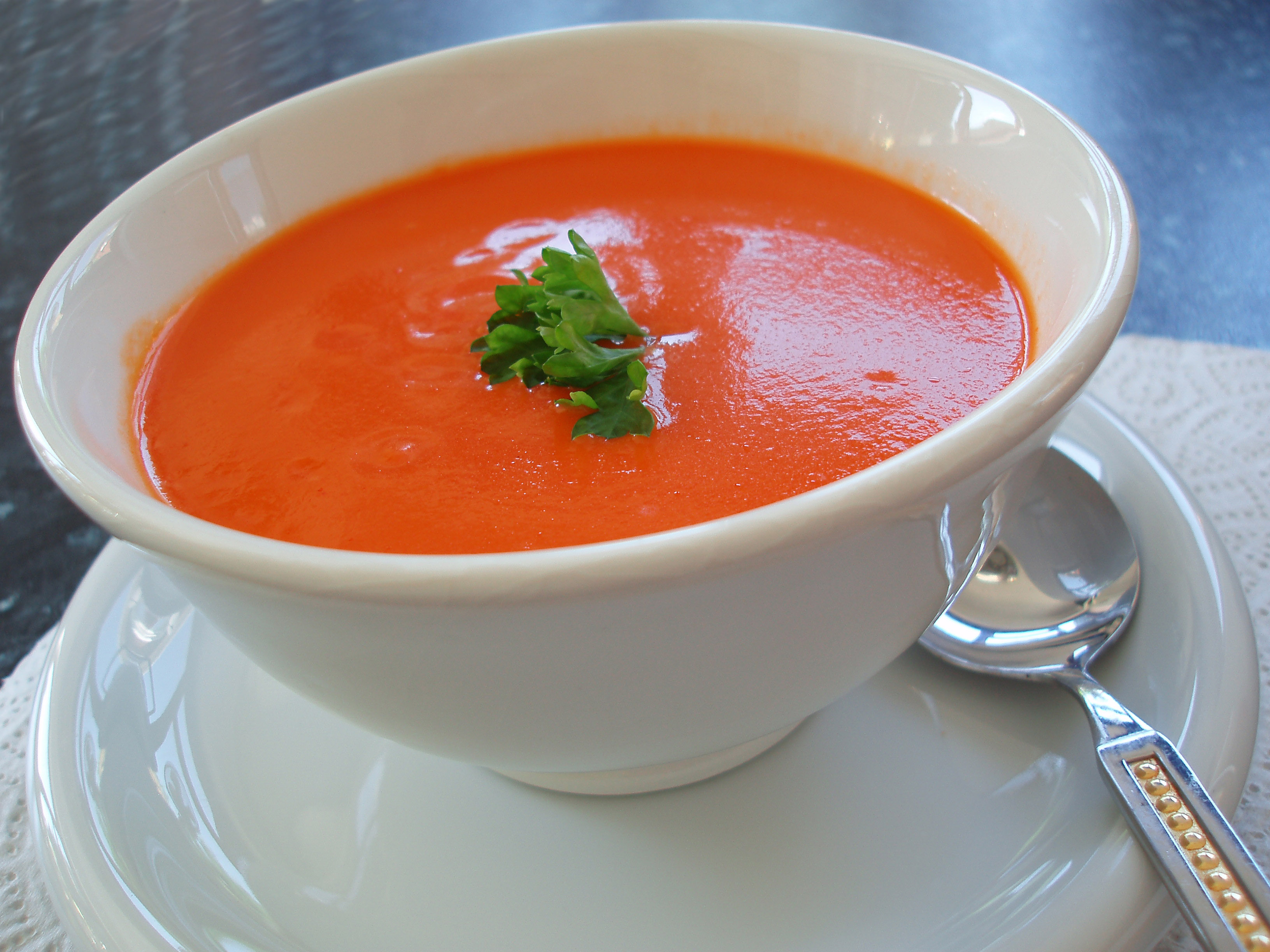 Roasted Tomato Soup | Simple Recipes