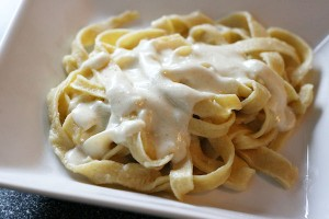 alfredo sauce