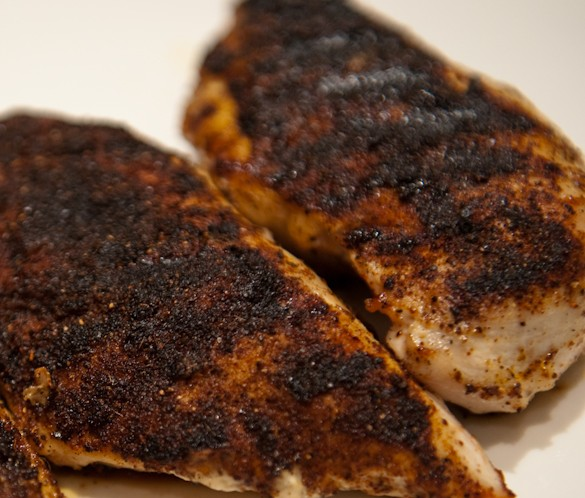 Blackened Chicken | Simple Recipes