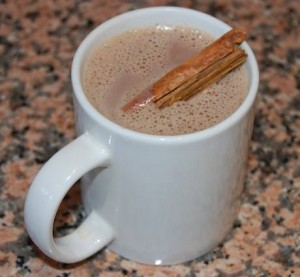 cinnamon hot cocoa