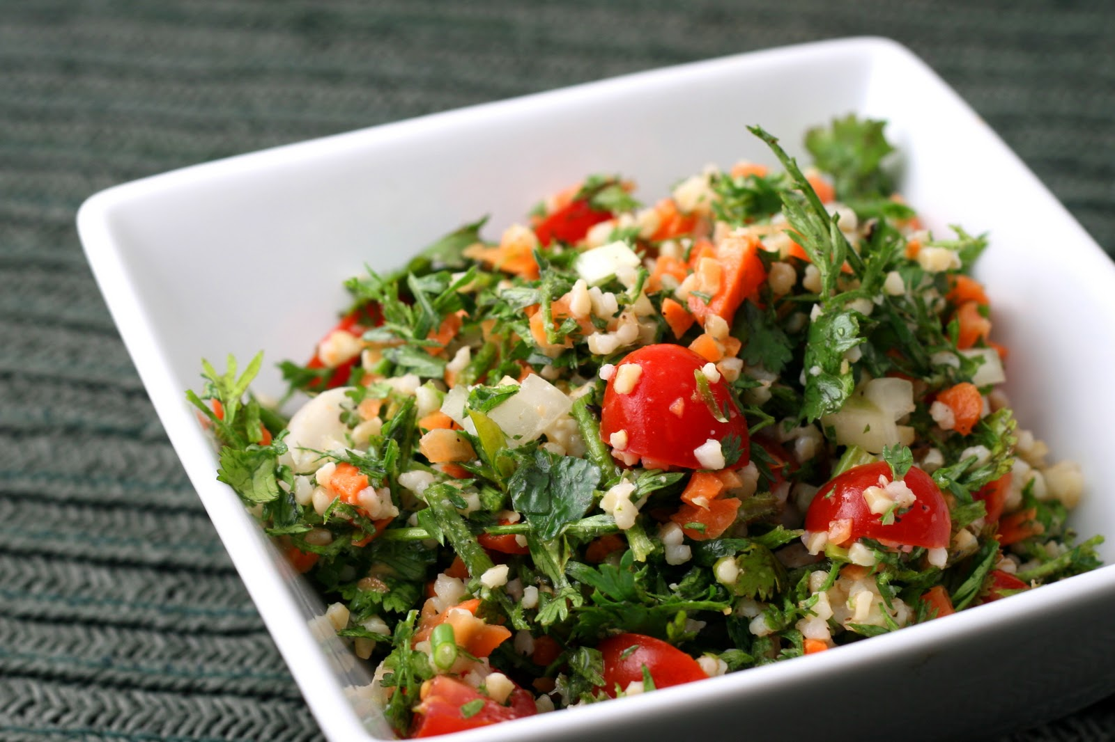 Tabbouleh Salad | Simple Recipes
