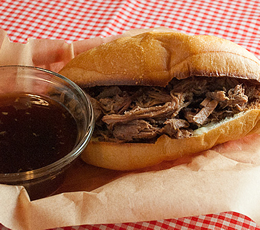 best ever beef dip sandwich