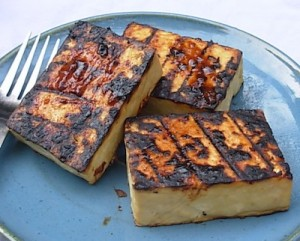 chipotle tofu steaks