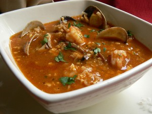 sicilian seafood stew