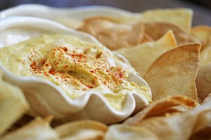 hummus at home