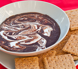 smores dip