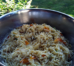 ez orzo salad